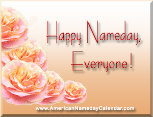 Happy Nameday
